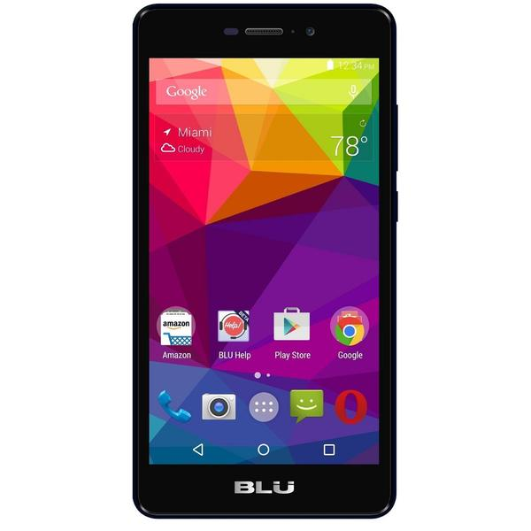 BLU Life XL L0050UU 8GB Unlocked GSM 4G LTE Cell Phone With Retail Packaging