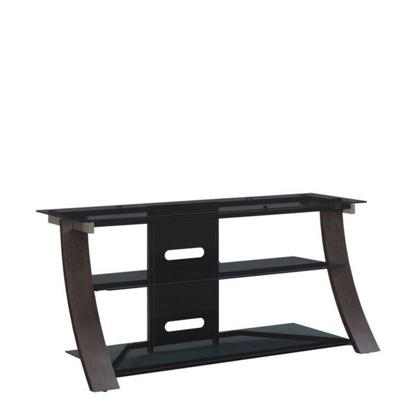 Bell'O BFA50-94898-DE1 Dark Espresso Chelsea TV Stand for TVs up to 55 inches