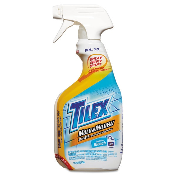 Tilex Mold and Mildew Remover 16-ounce Smart Tube Spray 12/Carton