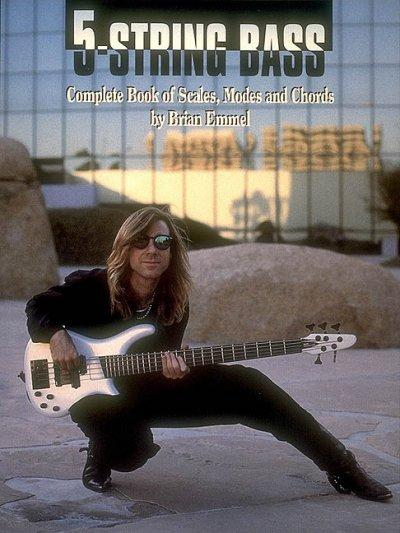 5-String Bass: Complete Book of Scales, Modes and Chords (Paperback)