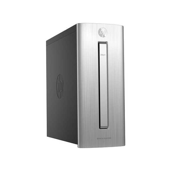 Refurbished - HP ENVY 750-545xt Desktop Intel i5-7400 3.0GHz 12GB memory 1TB storage Win10